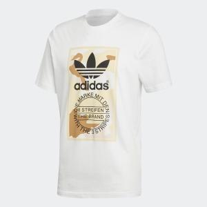 返品可 アディダス公式 ウェア トップス adidas CAMO TEE|adidas