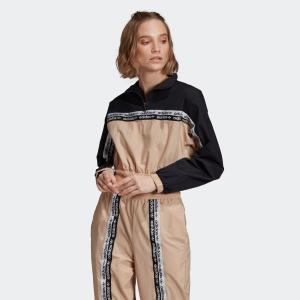 返品可 送料無料 アディダス公式 ウェア トップス adidas クロップドシャツ [ CROPPED SHIRT ]|adidas