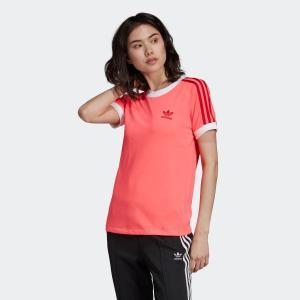 返品可 アディダス公式 ウェア トップス adidas 3ストライプ 半袖Tシャツ|adidas