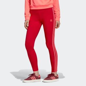 返品可 アディダス公式 ウェア ボトムス adidas 3ストライプ タイツ adidas