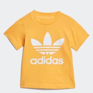 全品ポイント15倍 09/13 17:00〜09/17 16:59 返品可 アディダス公式 ウェア トップス adidas トレフォイルTシャツ|adidas