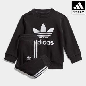 返品可 アディダス公式 ウェア セットアップ adidas スウェットセットアップ|adidas