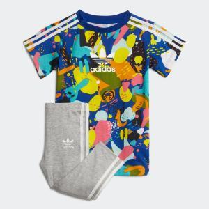 全品ポイント15倍 09/13 17:00〜09/17 16:59 返品可 アディダス公式 ウェア セットアップ adidas TEE DRESS SET|adidas
