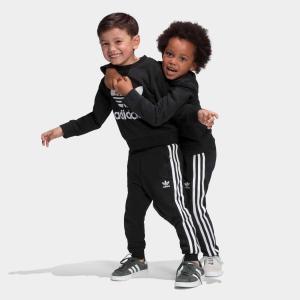 返品可 アディダス公式 ウェア セットアップ adidas スウェット セットアップ p0924|adidas