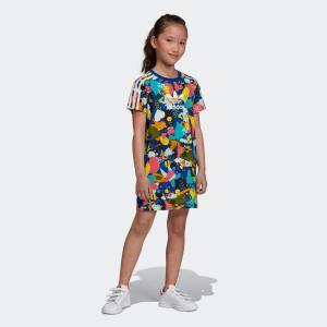 返品可 アディダス公式 ウェア オールインワン adidas TEE DRESS|adidas