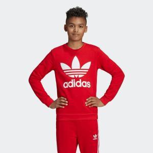 セール価格 アディダス公式 ウェア トップス adidas トレフォイル スウェット|adidas
