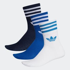 全品送料無料! 08/14 17:00〜08/22 16:59 返品可 アディダス公式 アクセサリー ソックス adidas オリジナルス ソックス3足組|adidas