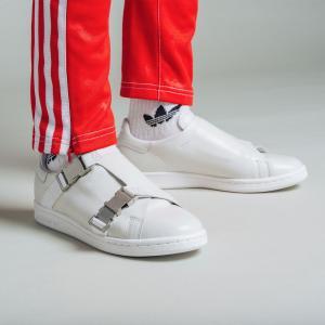 返品可 送料無料 アディダス公式 シューズ スニーカー adidas スタンスミス バックル / Stan Smith Buckle|adidas