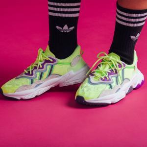 全品送料無料! 08/14 17:00〜08/22 16:59 返品可 アディダス公式 シューズ スニーカー adidas オズウィーゴ / Ozweego|adidas