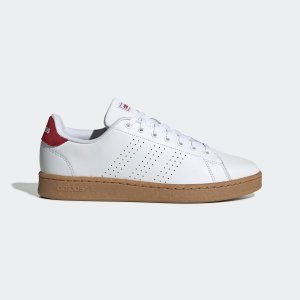 返品可 アディダス公式 シューズ スニーカー adidas ADVANCOURT LEA M p0924|adidas