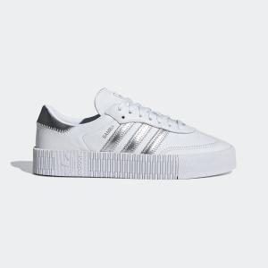 セール価格 送料無料 アディダス公式 シューズ スニーカー adidas サンバ [SAMBAROSE W]|adidas