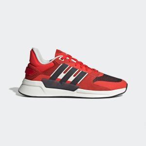 返品可 送料無料 アディダス公式 シューズ スポーツシューズ adidas RUN90S M p0924|adidas