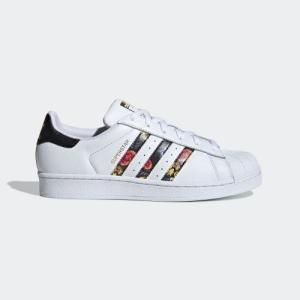 ポイント15倍 5/21 18:00〜5/24 16:59 返品可 送料無料 アディダス公式 シューズ スニーカー adidas スーパースター [SUPERSTAR W]|adidas