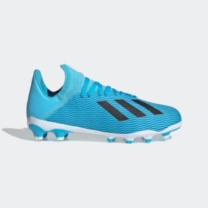 返品可 アディダス公式 シューズ スパイク adidas エックス 19.3 HG/AG J / 硬い土用 / 人工芝用|adidas