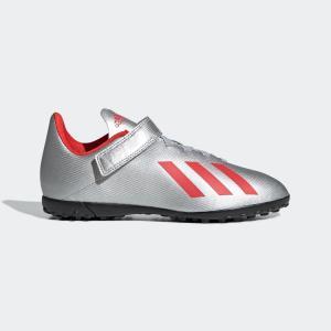 返品可 アディダス公式 シューズ スポーツシューズ adidas エックス 19.4 TF J / フットサル用 / ターフ用|adidas