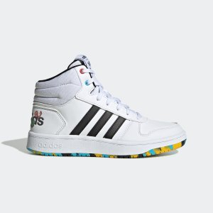 全品送料無料! 01/22 17:00〜01/27 17:00 返品可 アディダス公式 シューズ スポーツシューズ adidas フープス Mid 2.0 / Hoops Mid 2.0