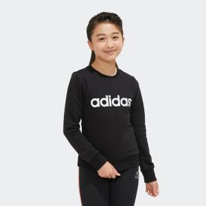 全品ポイント15倍 09/13 17:00〜09/17 16:59 返品可 アディダス公式 ウェア トップス adidas G ESSENTIALS クルーネック スウェットシャツ|adidas