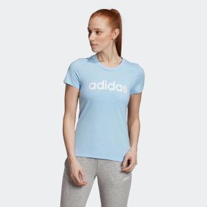 返品可 アディダス公式 ウェア トップス adidas W 半袖 リニア コットン Tシャツ|adidas