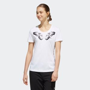 全品送料無料! 07/19 17:00〜07/26 16:59 返品可 アディダス公式 ウェア トップス adidas W FARM P Tシャツ|adidas