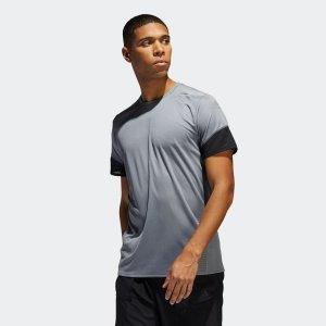 返品可 アディダス公式 ウェア トップス adidas 25/7 ParleyTシャツM p0924|adidas