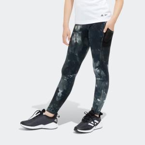 全品ポイント15倍 7/11 17:00〜7/16 16:59 返品可 アディダス公式 ウェア ボトムス adidas G TRN PARLEY タイツ|adidas