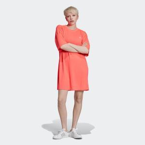 全品送料無料! 08/14 17:00〜08/22 16:59 返品可 アディダス公式 ウェア オールインワン adidas TREFOIL DRESS|adidas