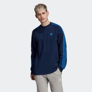 全品送料無料! 08/14 17:00〜08/22 16:59 返品可 アディダス公式 ウェア トップス adidas 3ストライプ 長袖Tシャツ|adidas