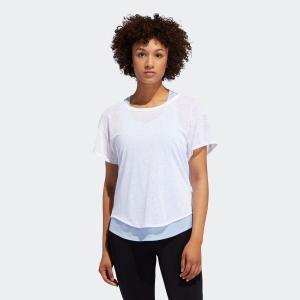 返品可 アディダス公式 ウェア トップス adidas ADAPT 2in1 TシャツW|adidas