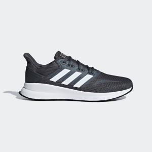 adidas(アディダス) / ランニングシューズ / adidas(アディダス)ランニング メンズジョギングシューズ FALCONRUN M DBG95 F36200 メンズ グレーシックス/の商品画像|ナビ