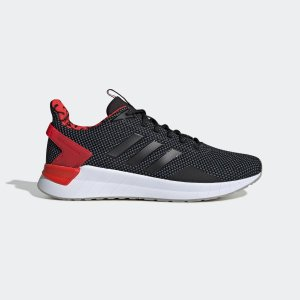 セール価格 アディダス公式 シューズ スポーツシューズ adidas QUESTARRIDE