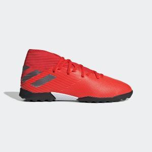 返品可 アディダス公式 シューズ スポーツシューズ adidas ネメシス 19.3 TF J / フットサル用 / ターフ用|adidas