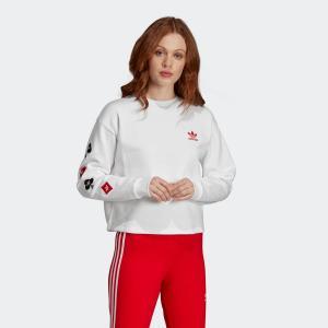 全品送料無料! 08/14 17:00〜08/22 16:59 セール価格 アディダス公式 ウェア トップス adidas VDAY クルーネックスウェット|adidas
