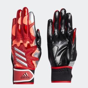 全品送料無料! 01/22 17:00〜01/27 17:00 返品可 アディダス公式 アクセサリー プロテクター adidas バッティンググローブ / Batting Gloves