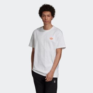 返品可 アディダス公式 ウェア トップス adidas トレフォイルWAPPEN Tシャツ|adidas