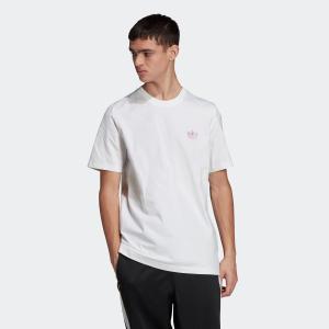全品ポイント15倍 09/13 17:00〜09/17 16:59 返品可 アディダス公式 ウェア トップス adidas トレフォイル ワッペン Tシャツ|adidas