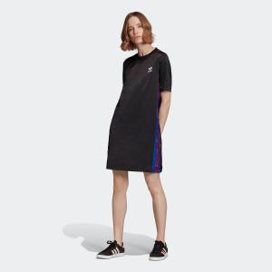 返品可 送料無料 アディダス公式 ウェア オールインワン adidas TEE DRESS|adidas