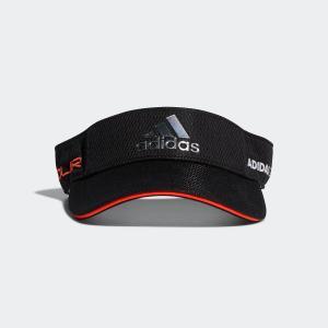 返品可 アディダス公式 アクセサリー 帽子 adidas ツアーメタリックロゴバイザー 【ゴルフ】/...