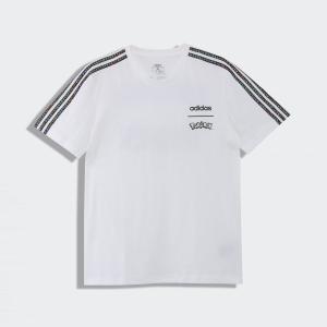 返品可 アディダス公式 ウェア トップス adidas ポケモントレーナー 半袖Tシャツ / Pokemon Trainer Teeの商品画像|ナビ