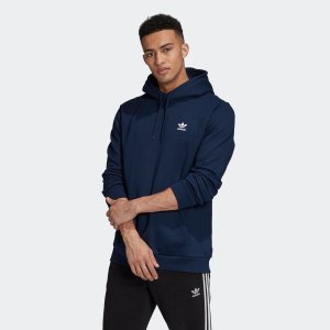 セール価格 アディダス公式 ウェア トップス adidas トレフォイル エッセンシャルズ パーカー トレーナー|adidas Shop PayPayモール店