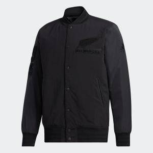 返品可 送料無料 アディダス公式 ウェア アウター adidas オールブラックス ジャケット / ...