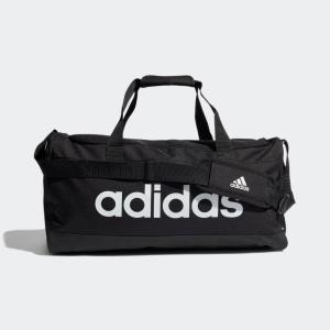 返品可 アディダス公式 アクセサリー バッグ・カバン adidas エッセンシャルズ ロゴ ダッフル...
