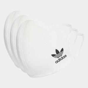 アディダス公式 adidas フェイスカバー 3枚組(M/L) / Face Covers M/L 3-Pack 医療用マスクとしての規格を満たしているものではありません|adidas Shop PayPayモール店