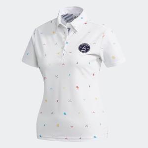 セール価格 アディダス公式 ウェア トップス adidas adicross マウンテンモノグラム 半袖シャツ 【ゴルフ】|adidas