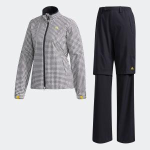 セール価格 送料無料 アディダス公式 ウェア トップス adidas クライマプルーフ レインスーツ 【ゴルフ】|adidas