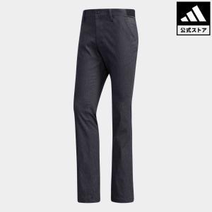 セール価格 アディダス公式 ウェア ボトムス adidas CP ヘリンボーン EXストレッチ パンツ 【ゴルフ】|adidas