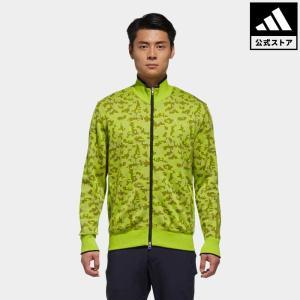 セール価格 送料無料 アディダス公式 ウェア トップス adidas CP 長袖フルジップセーター【ゴルフ】|adidas