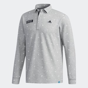 セール価格 アディダス公式 ウェア トップス adidas adicross モノグラム シャツ 【ゴルフ】|adidas