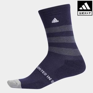 セール価格 アディダス公式 アクセサリー ソックス adidas adicross レタリングモチーフソックス ショート【ゴルフ】|adidas