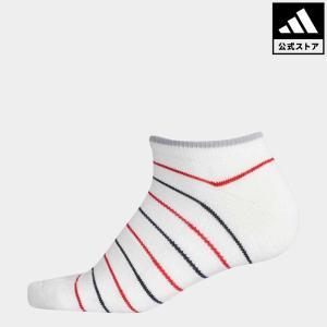 セール価格 アディダス公式 アクセサリー ソックス adidas adicross ボーダーソックス アンクル【ゴルフ】|adidas