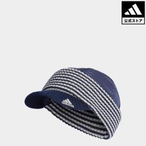 セール価格 アディダス公式 アクセサリー 帽子 adidas ウーブンコンビニットキャップ【ゴルフ】|adidas